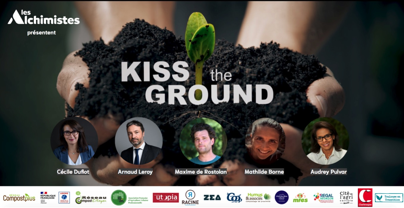 Projection-débat du film Kiss The Ground